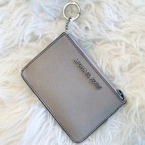 Michael Kors Jet Set ID and card holder